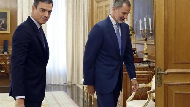 El Rey no propone candidato a la investidura y habrá elecciones generales el 10 de noviembre