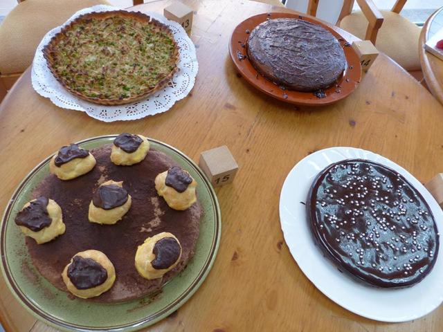El concurso de cocas es la actividad más dulce de las fiestas de Sant Miquel.