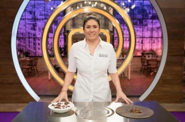 La chef mallorquina Maca de Castro (Foto: TVE)