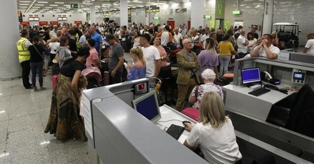 El Aeropuerto de Palma cierra 2019 con un 2,2% más de pasajeros que el año anterior (Foto: EP)