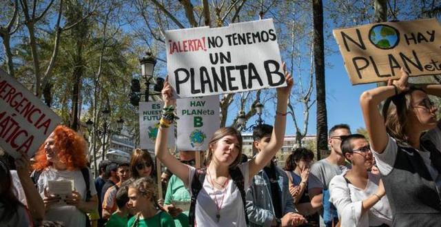 Imagen de la marcha llevada a cabo el pasado de 15 de marzo (Foto: EP)