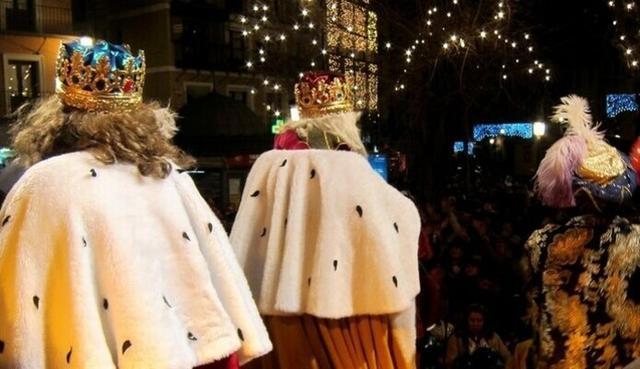 Gaspar, Melchor y Baltasar regresarán el 5 de enero