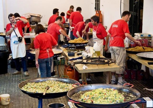Se cocinará paella para 1.500 personas (Foto: Ajuntament Capdepera)