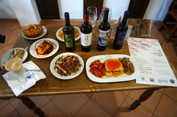 Los comensales podrán degustar la buena cocina autóctona y la calidad de sus vinos.