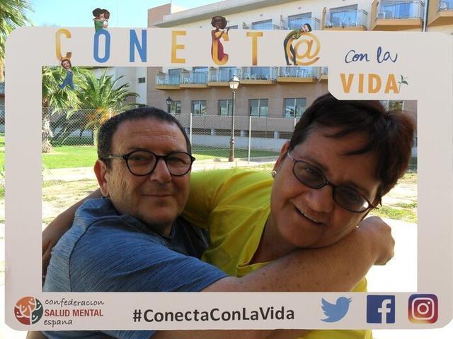 Campaña para concienciar de la prevalencia en nuestra sociedad de las enfermedades mentales (Foto: Salud Mental España @consaludmental)