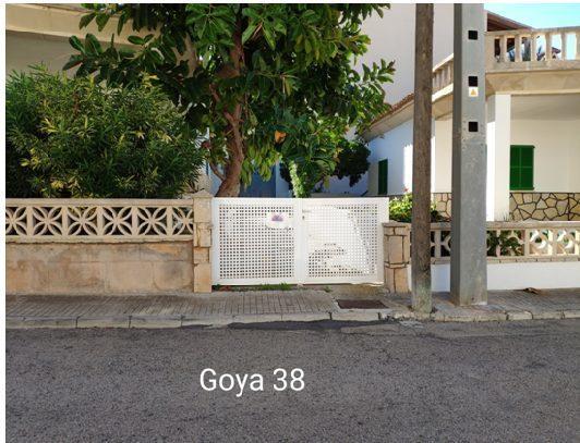 Los vados que no estén al día en el pago deberán abonar los atrasos. Foto: Policía Local.