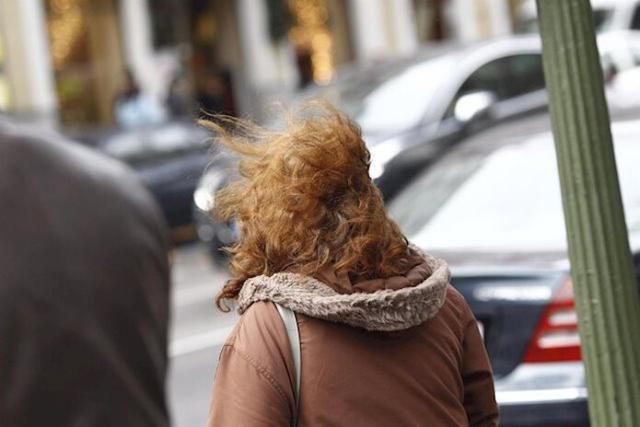 El viento volverá a soplar con fuerza este miércoles en la Isla (Foto: EP)
