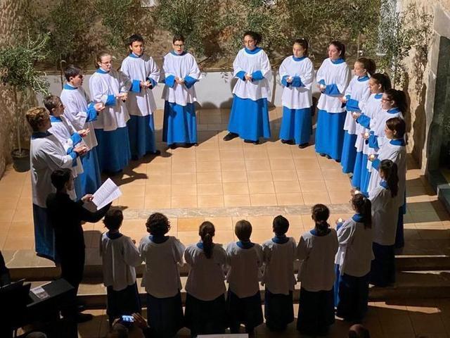 La presentación corrió a cargo del nuevo Prior del Santuario