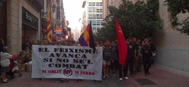Imagen de archivo de una manifestación llevada a cabo por el colectivo (Foto: Facebook)