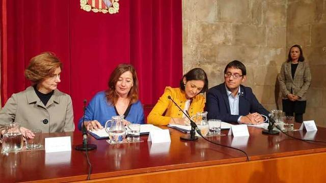Baleares y el Estado firman el convenio de inversiones por la quiebra de Thomas Cook