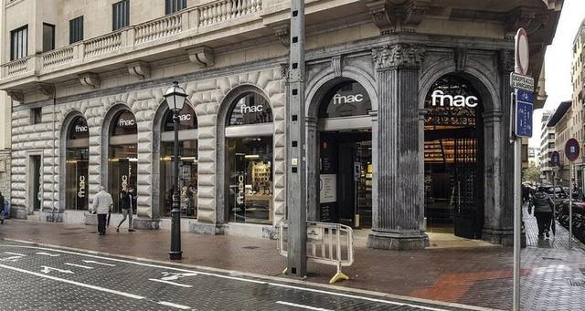 Imagen del establecimiento de Fnac en la calle Sant Miquel (Foto: Twitter)