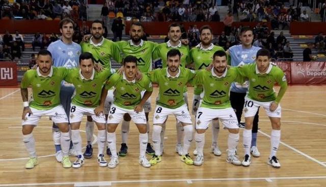Golpe de autoridad de los mallorquines en Cartagena (Foto: Palma Futsal)