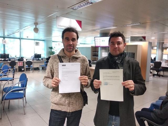 Los sindicatos ANPE y STEI piden al Govern un nuevo pacto de estabilidad para los profesores interinos (Foto: ANPE)