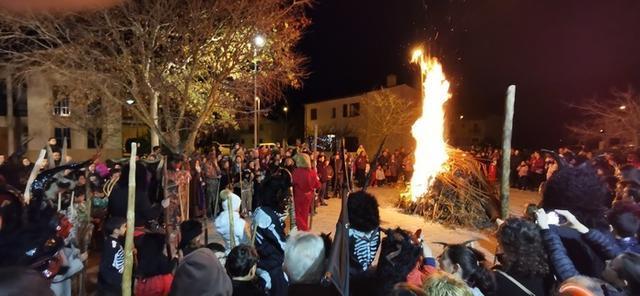 Las celebraciones santantonieres se viven intensamente en los diferentes núcleos de población de Sant Llorenç des Cardassar, Son Carrió y Sa Coma (Foto: Ajuntament Sant Llorenç des Cardassar)