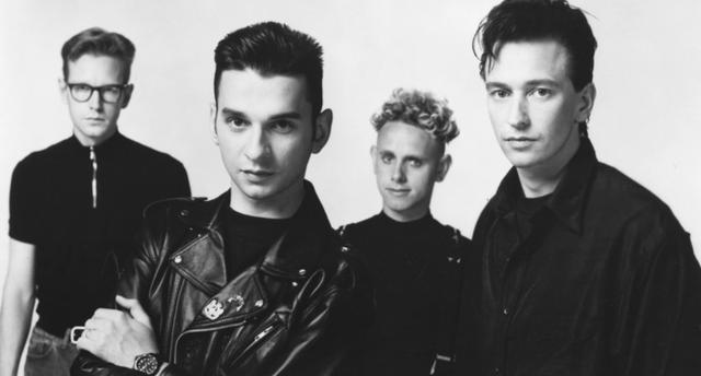 Los británicos Depeche Mode