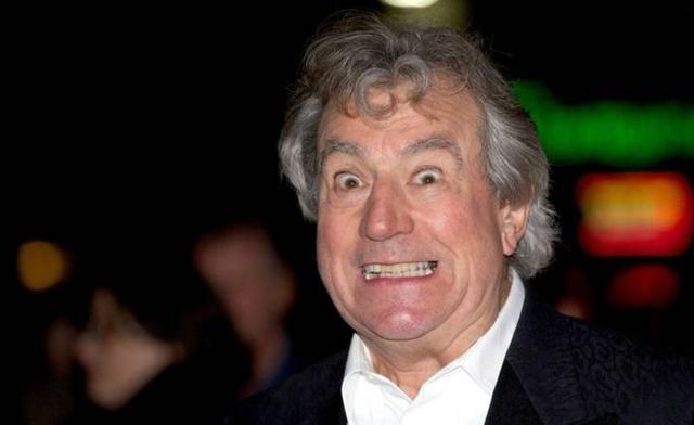 Terry Jones, miembro de los Monty Python