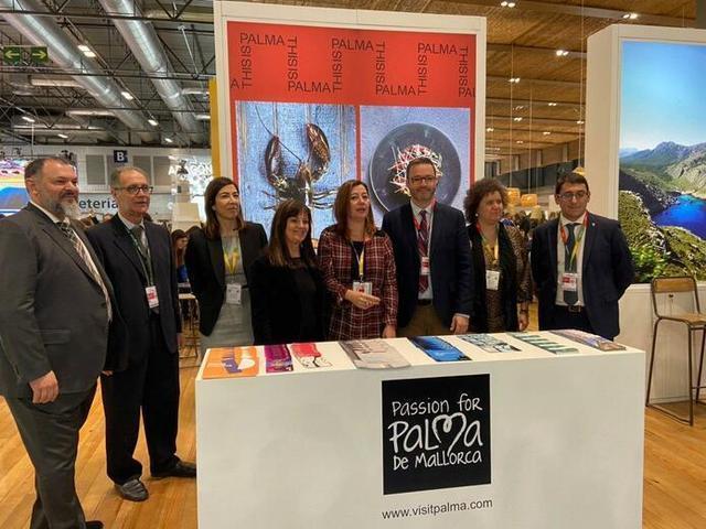 Baleares presenta a la jornada inaugural de Fitur su estrategia turística para consolidar su liderazgo internacional Las Islas Baleares posan en valor el trabajo de los Segmentos Estratégicos de Turismo (SED) para posicionar el destino más allá de la temporada alta (Foto: MAC)