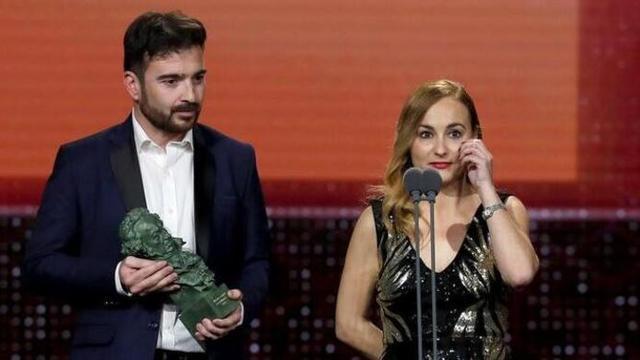 La felanitxera Silvia Venegas, ganadora del Goya a Mejor cortometraje documental por 'Nuestras vida como niños refugiados en Europa' (Foto: EP)