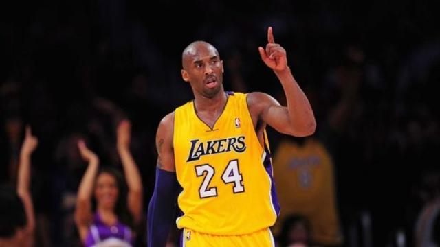 Kobe Bryant tenía tan solo 41 años de edad
