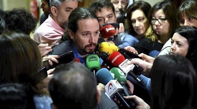 El vicepresidente segundo y ministro de Derechos Sociales y Agenda 2030, Pablo Iglesias