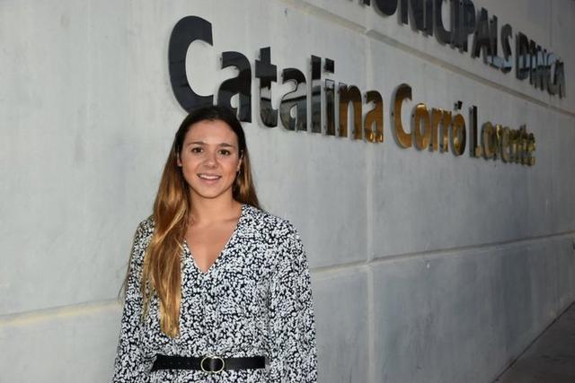 La nadadora inquera Catalina Corró es una de las premiadas