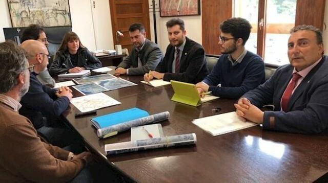 El Consell se coordina con el Ajuntament de Llucmajor para avanzar en los proyectos de carreteras en el municipio