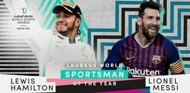 Lewis Hamilton Y Leo Messi dejan a Rafa Nadal sin Laureus