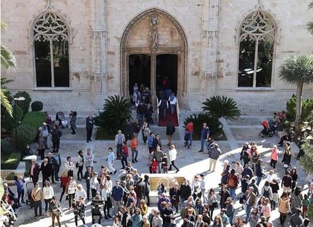 El IEB celebra con música y artes escénicas el Dia de les Illes Balears (Foto: Consolat de Mar)