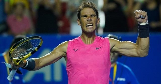 Rafa Nadal se mete en cuartos de Acapulco y Wawrinka elimina a Pedro Martínez (Foto: @ATPTour_ES)