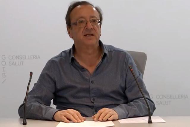 Baleares cuenta con 400 casos positivos, 50 son de profesionales sanitarios