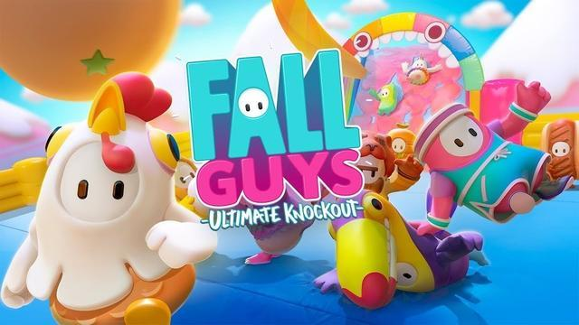 Fall Guys se estrena con servidores caídos, review bombing y plagios